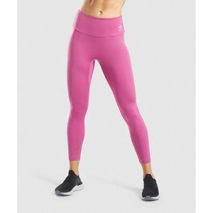 Gymshark   Training 7/8 Leggings in Pink